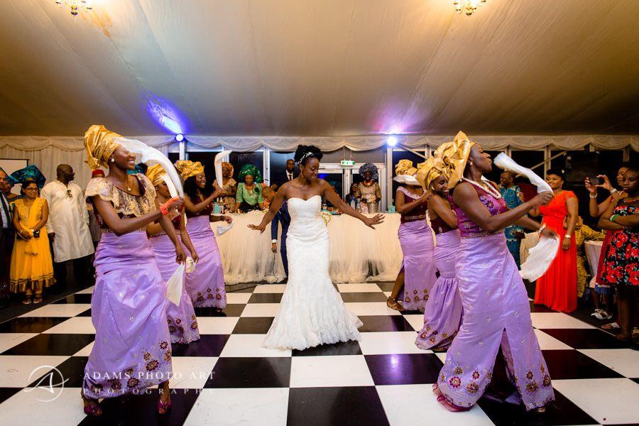 Addington Palace Wedding Photographer | Chinelo + Okey 8