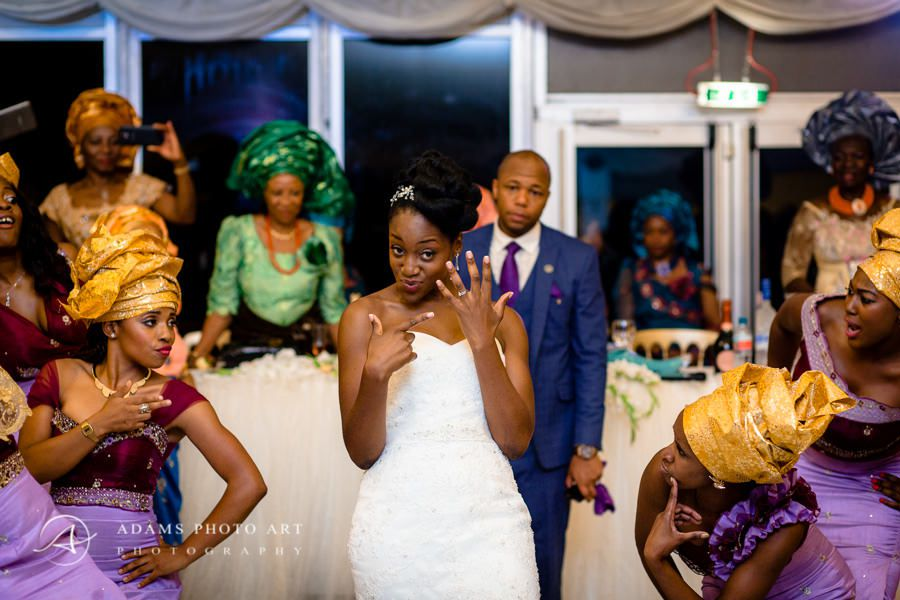 Addington Palace Wedding Photographer | Chinelo + Okey 10