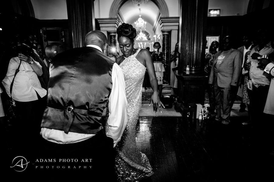 Addington Palace Wedding Photographer | Chinelo + Okey 11