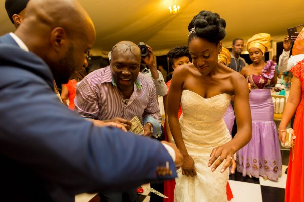 Addington Palace wedding crazy dancing