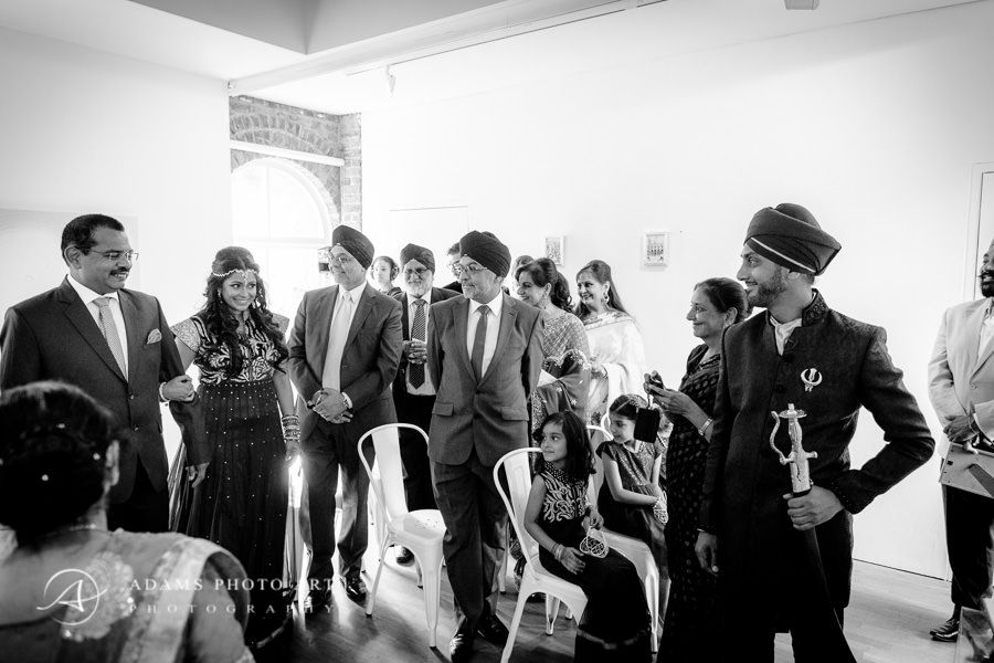 Battersea Pump House Gallery Wedding Photographer | Jin + Nin 8