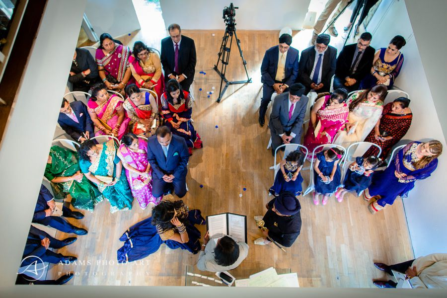 Battersea Pump House Gallery Wedding Photographer | Jin + Nin 9