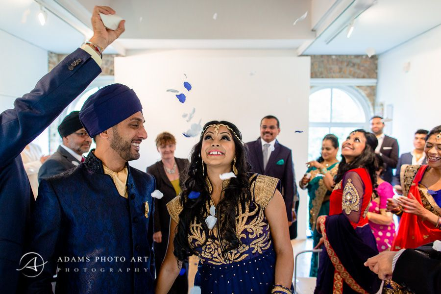 Battersea Pump House Gallery Wedding Photographer | Jin + Nin 10