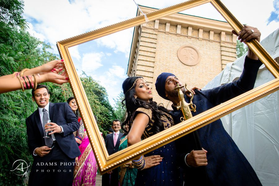 Battersea Pump House Gallery Wedding Photographer | Jin + Nin 15
