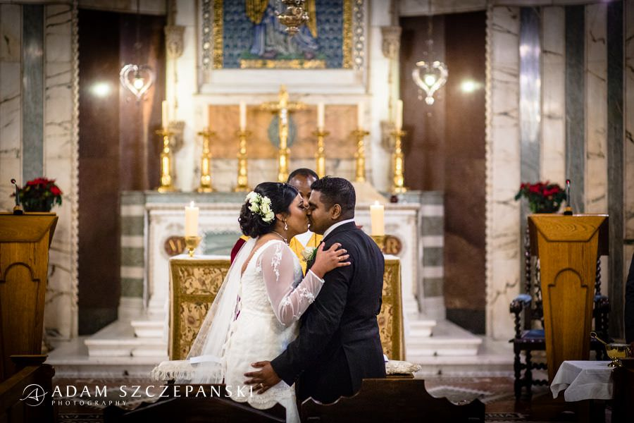 Westminster Cathedral Wedding Photography | Darshani & Anthony 2