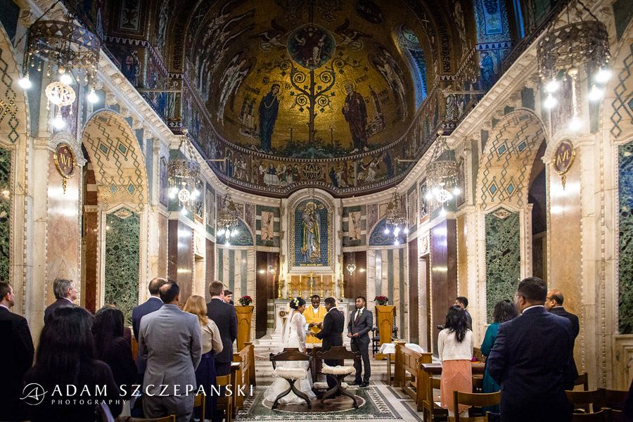 Westminster Cathedral Wedding Photography | Darshani & Anthony 5