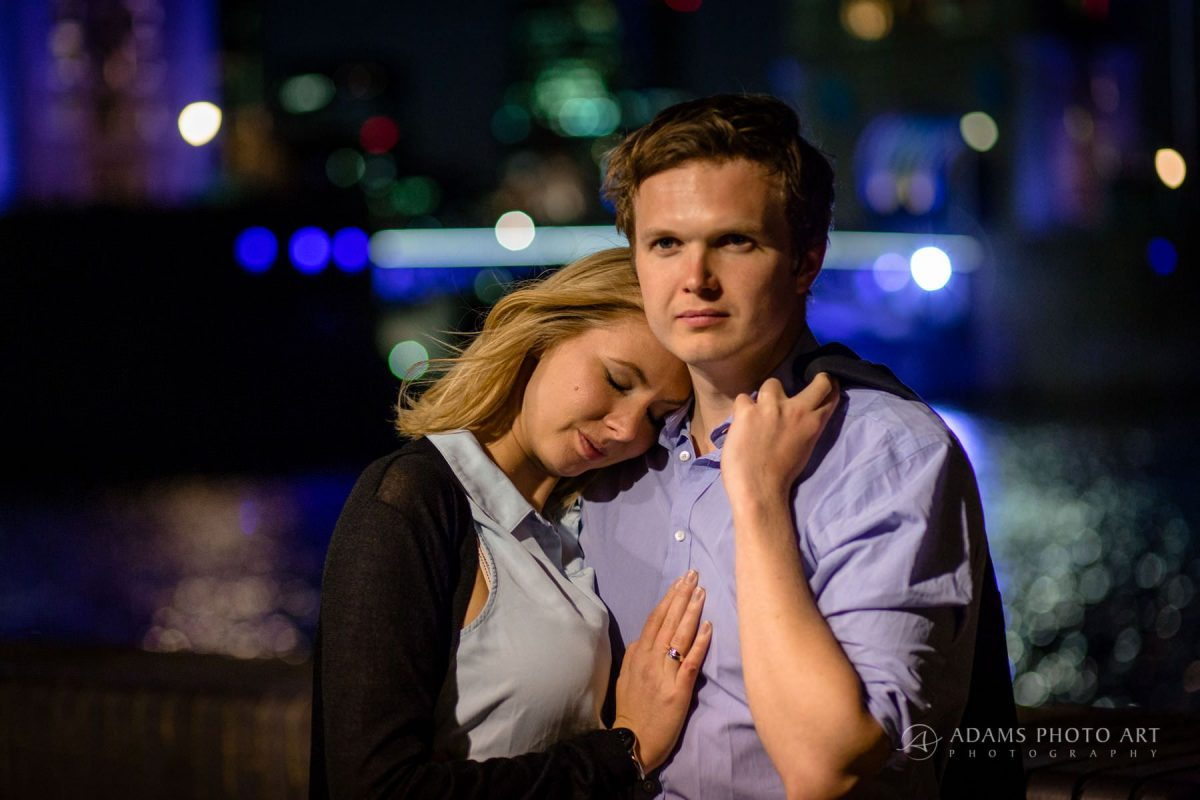 couple engagement photography in london