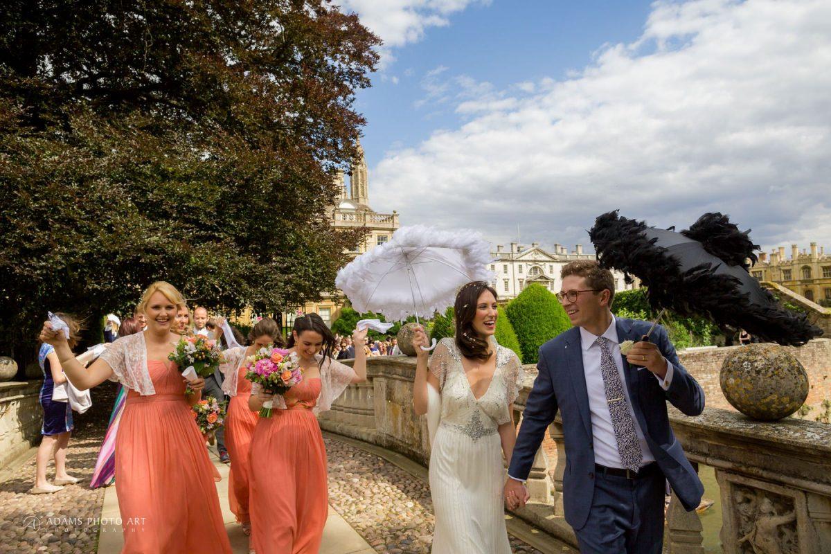 Clare College Cambridge Wedding Photographer | Julia + Rob 5