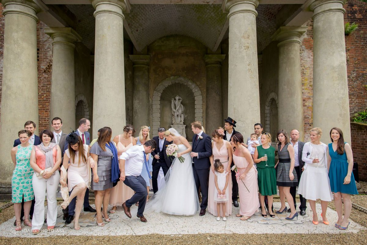 Wotton House Wedding Photographer | Fred + Tim 109