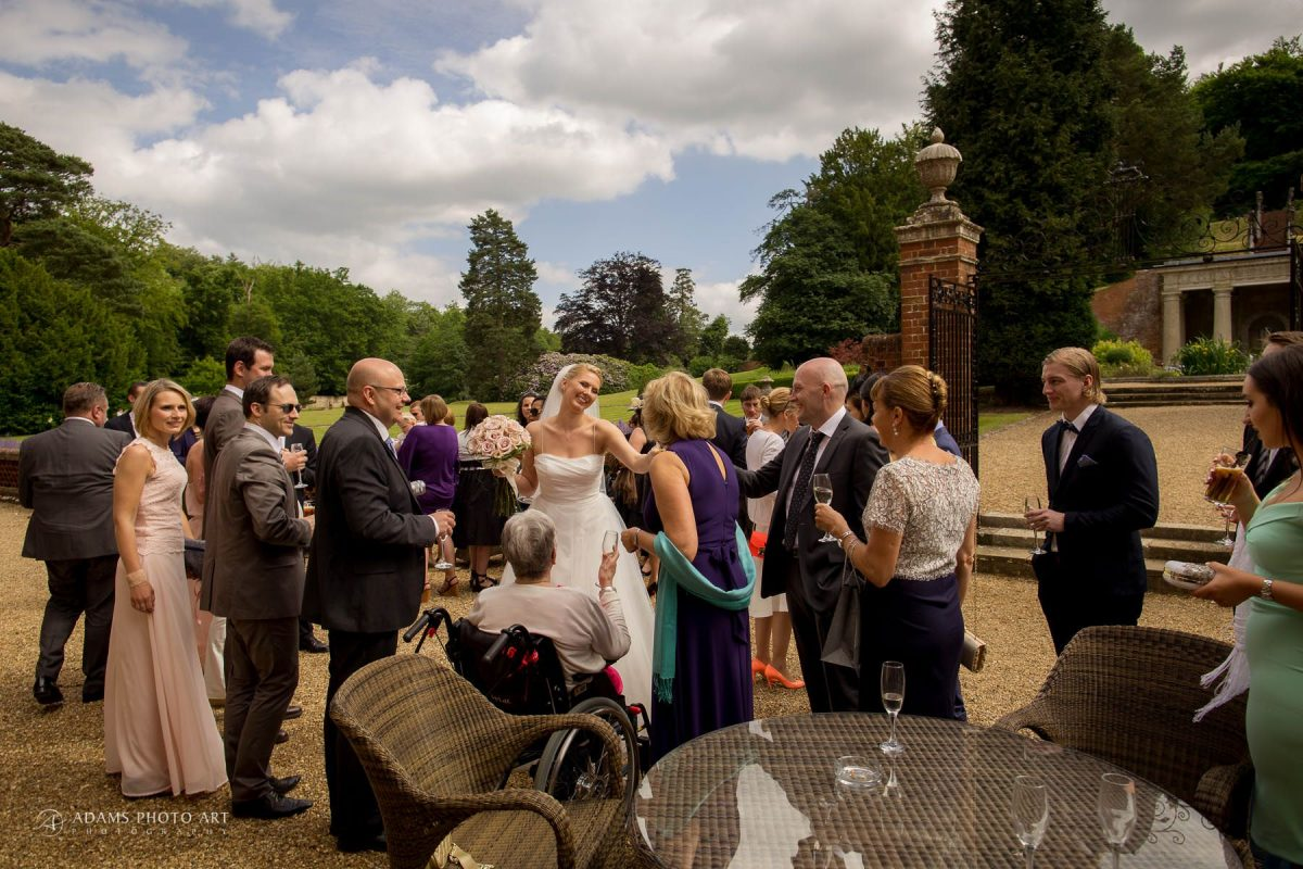 Wotton House Wedding Photographer | Fred + Tim 110
