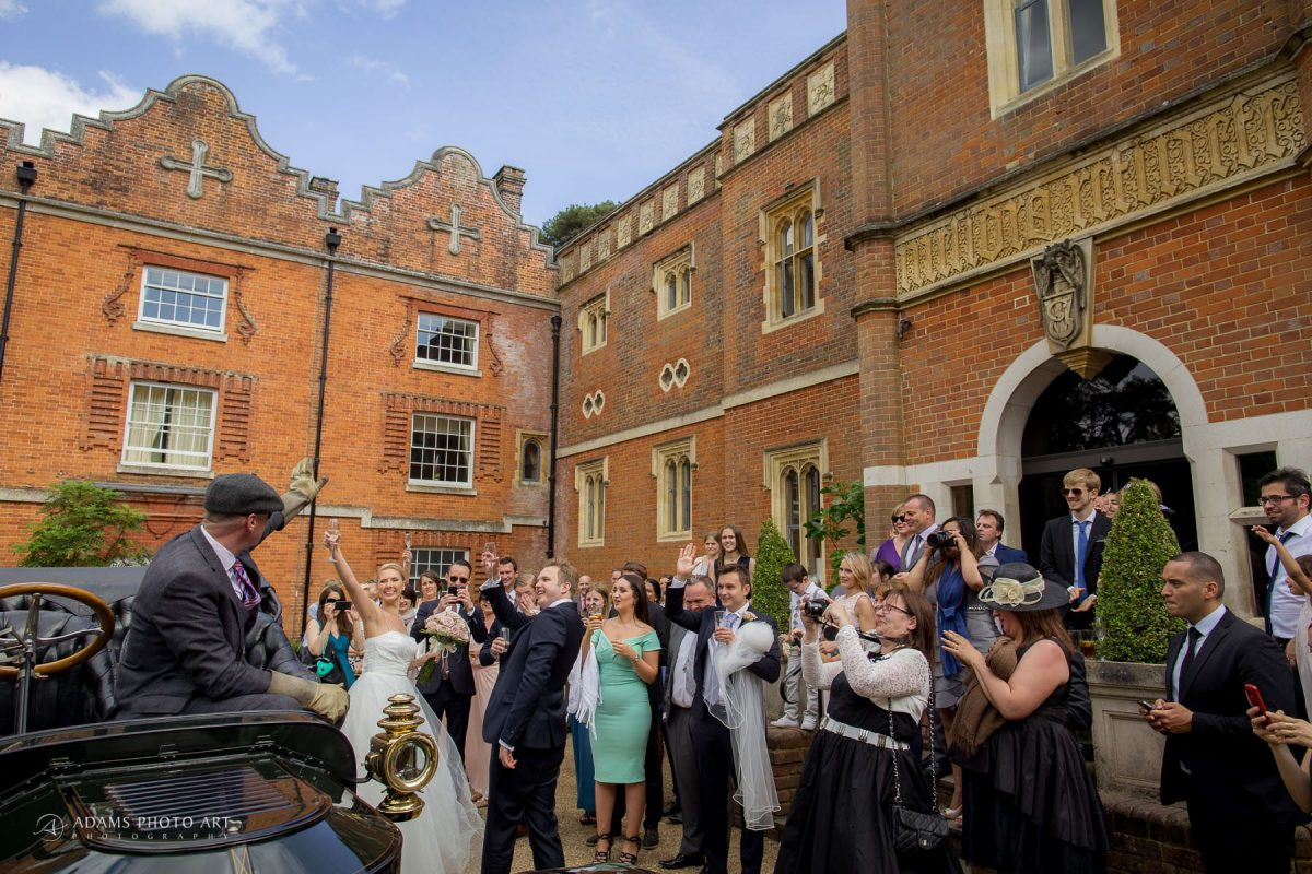 Wotton House Wedding Photographer | Fred + Tim 6
