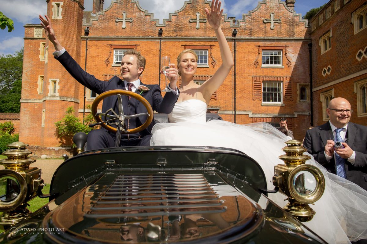 Wotton House Wedding Photographer | Fred + Tim 8