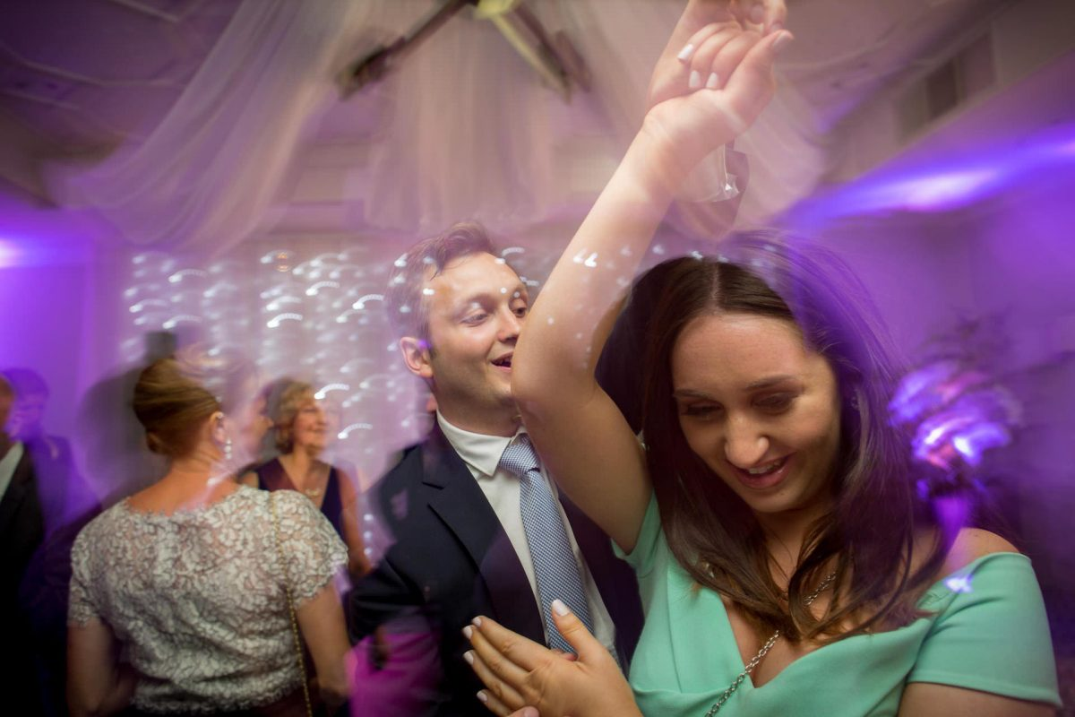Wotton House wedding party rocks