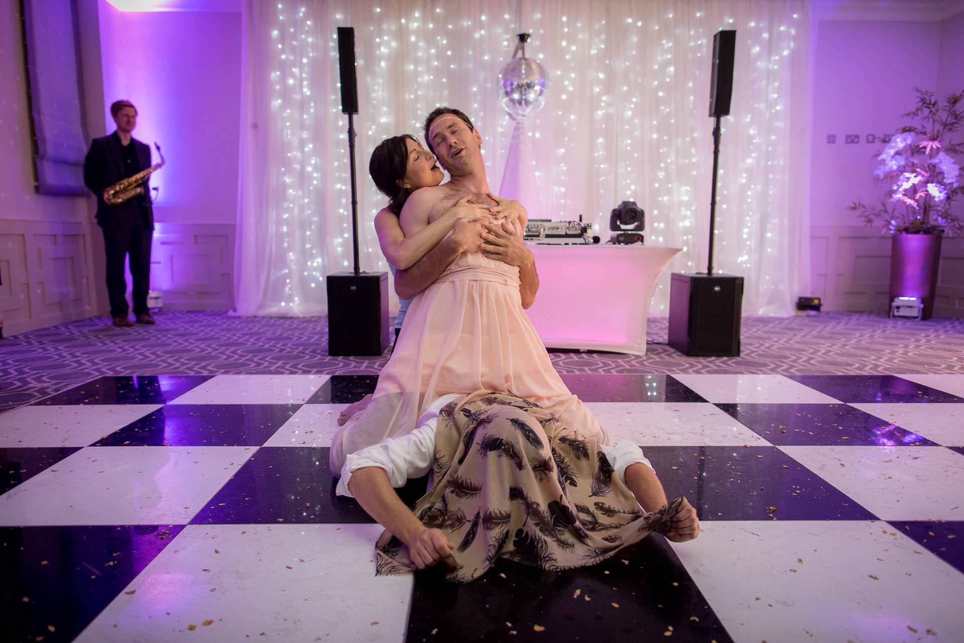 Wotton House wedding performance