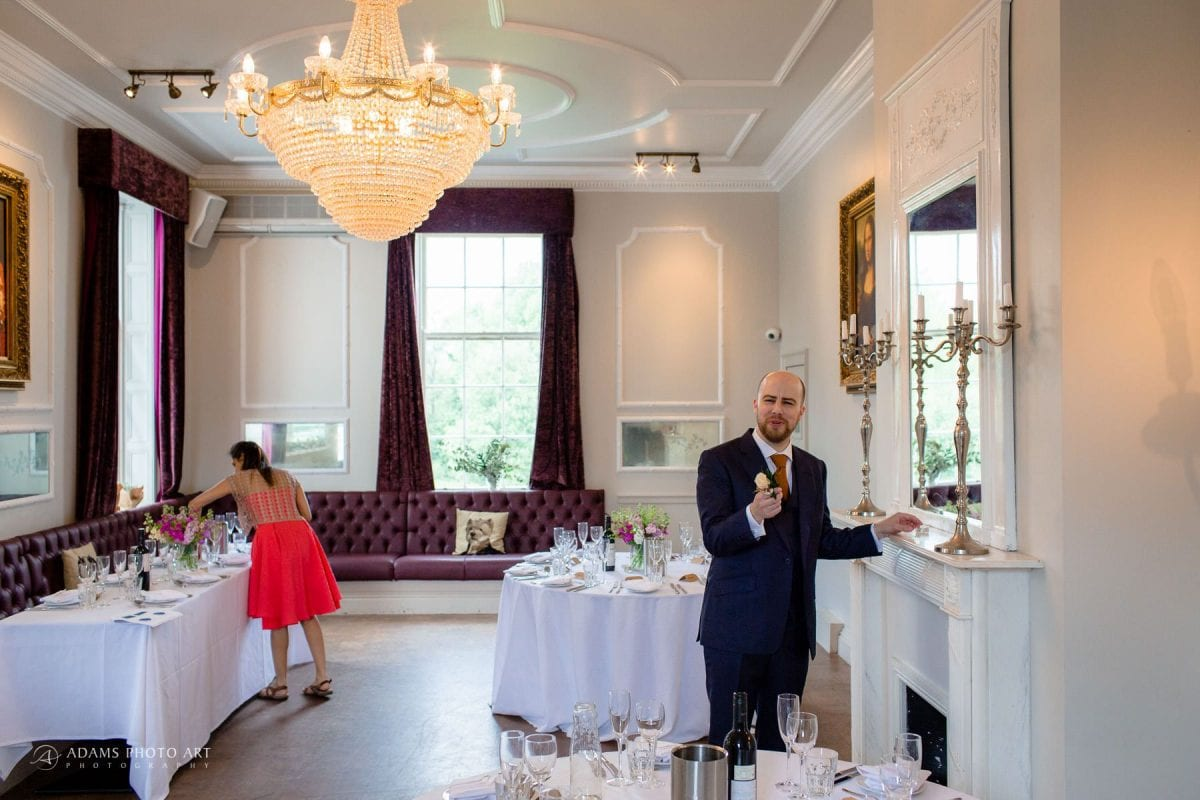 Belair House Dulwich Wedding Photographer   Nehal + Eoin 3