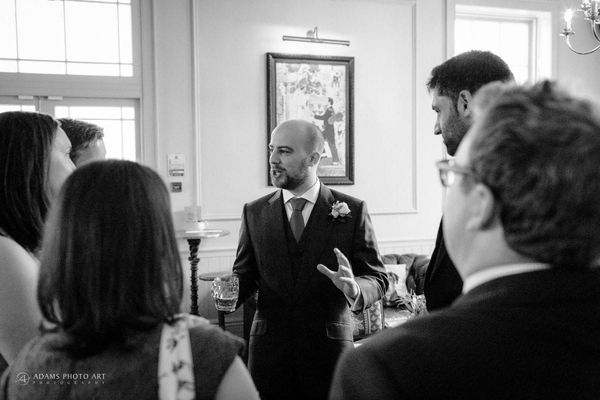 Belair House Dulwich Wedding Photographer | Nehal + Eoin 14