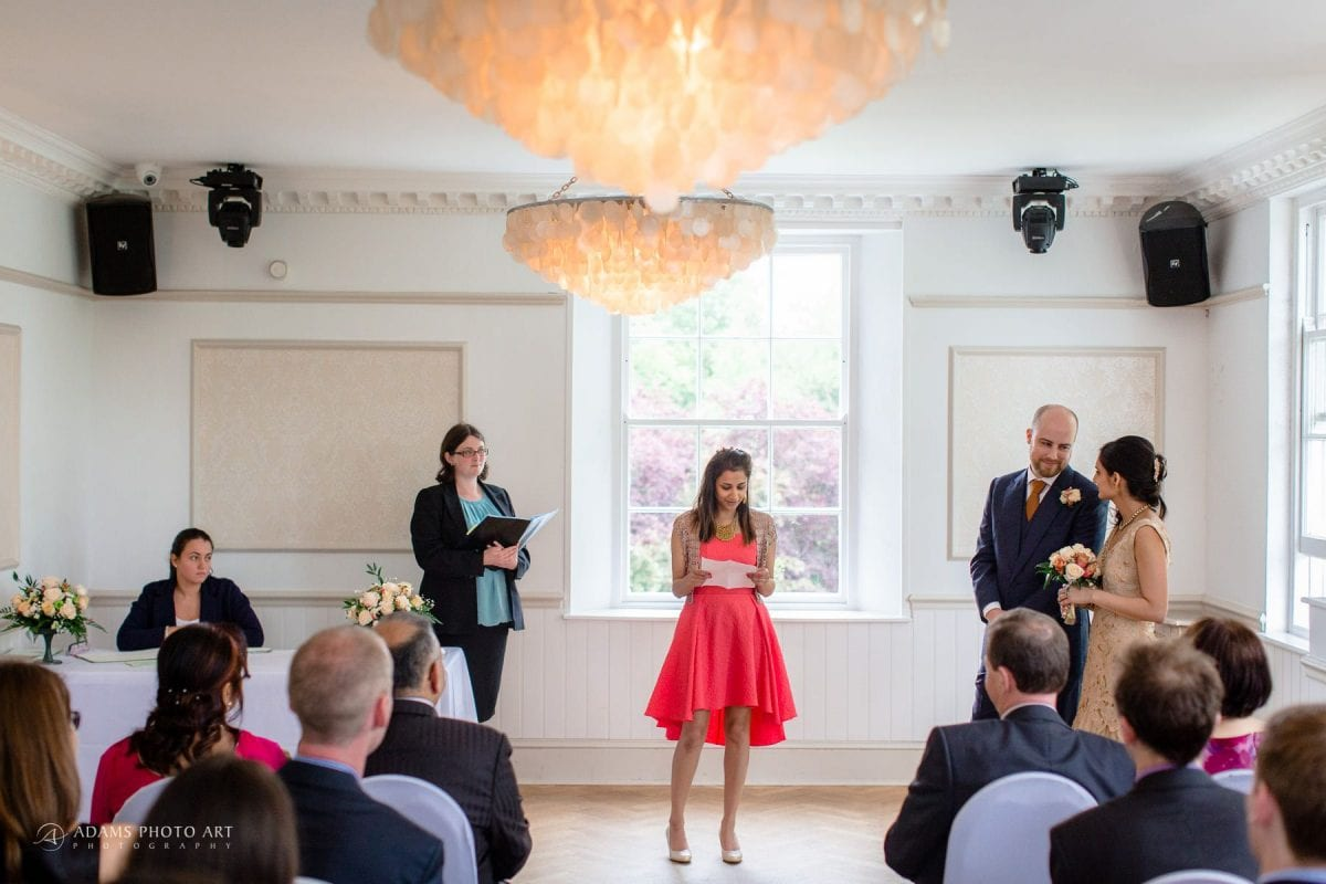 Belair House Dulwich Wedding Photographer | Nehal + Eoin 20