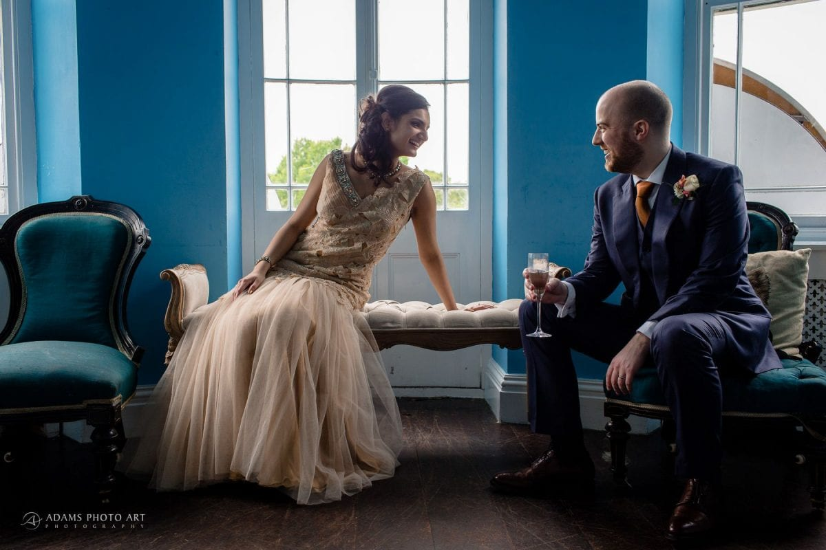 Belair House Dulwich Wedding Photographer | Nehal + Eoin 35