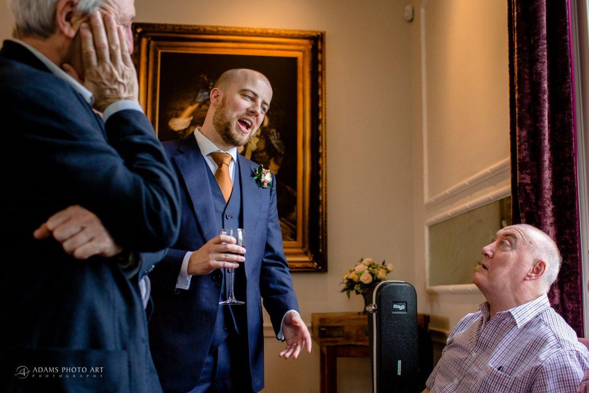Belair House Dulwich Wedding Photographer   Nehal + Eoin 47