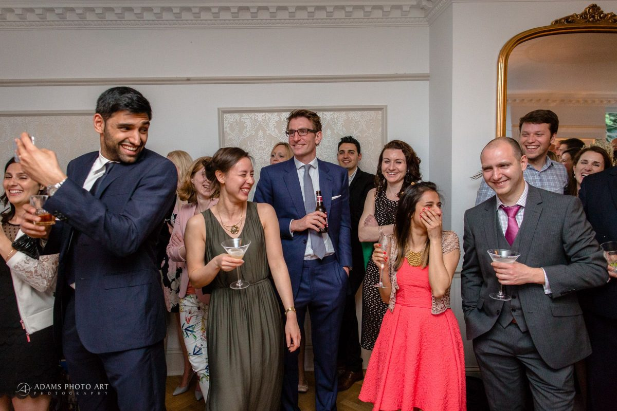 Belair House Dulwich Wedding Photographer | Nehal + Eoin 66