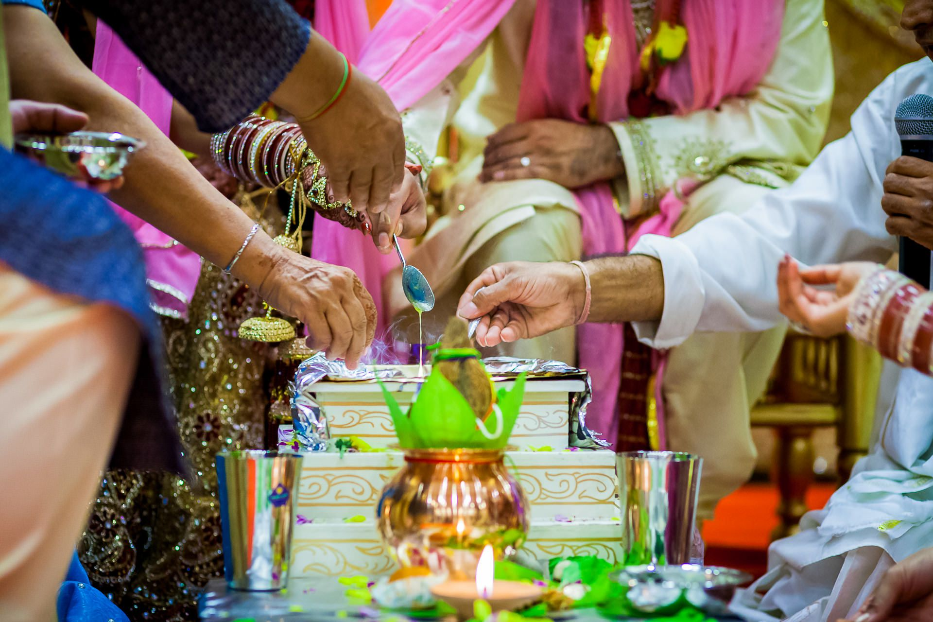ceremony traditions of the asian wedding