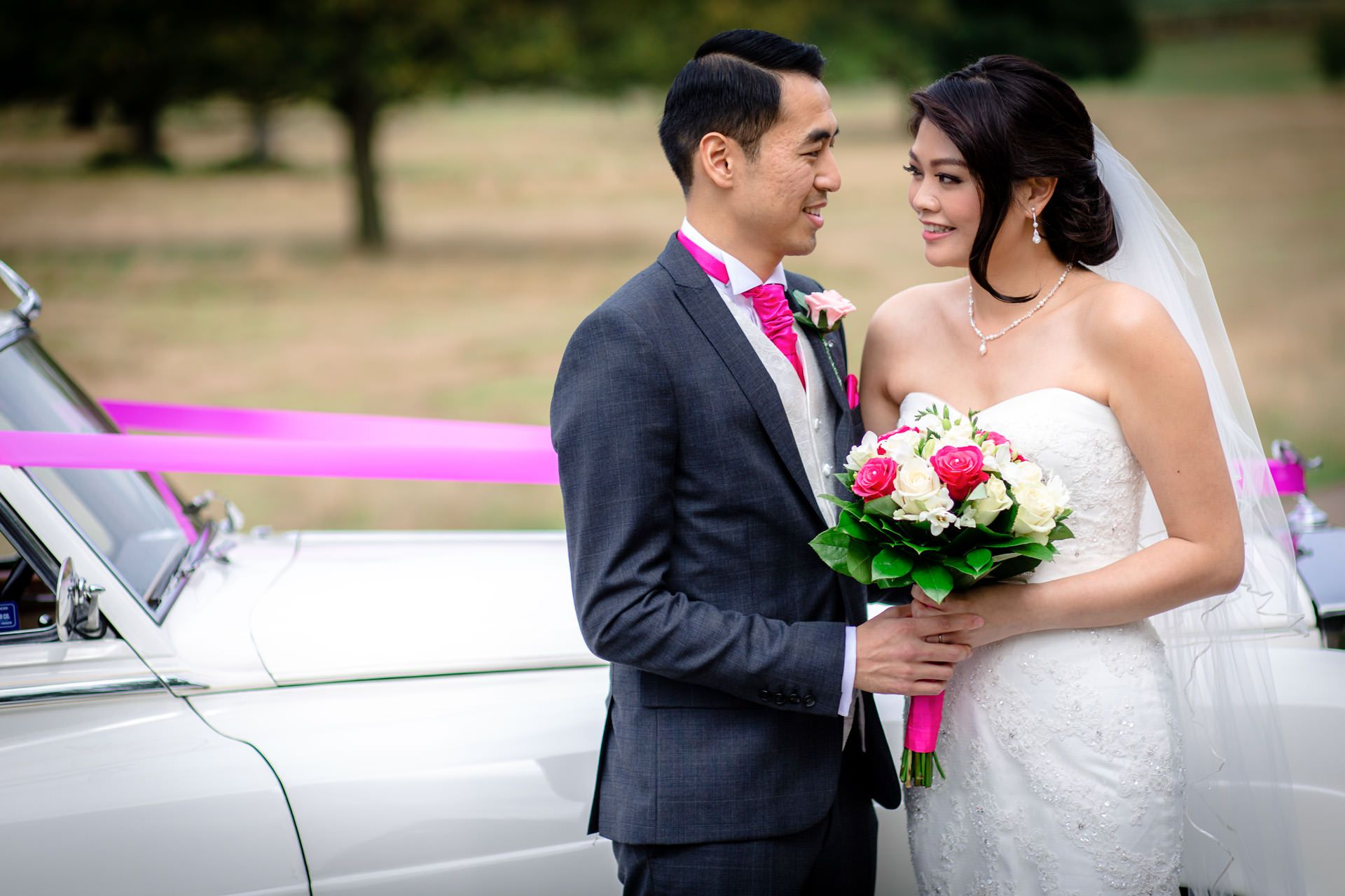 Chinese Wedding photo of the married couple photo session