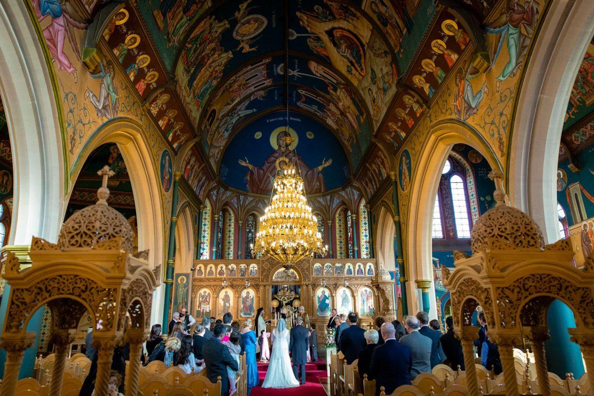 Greek Wedding Photographers London
