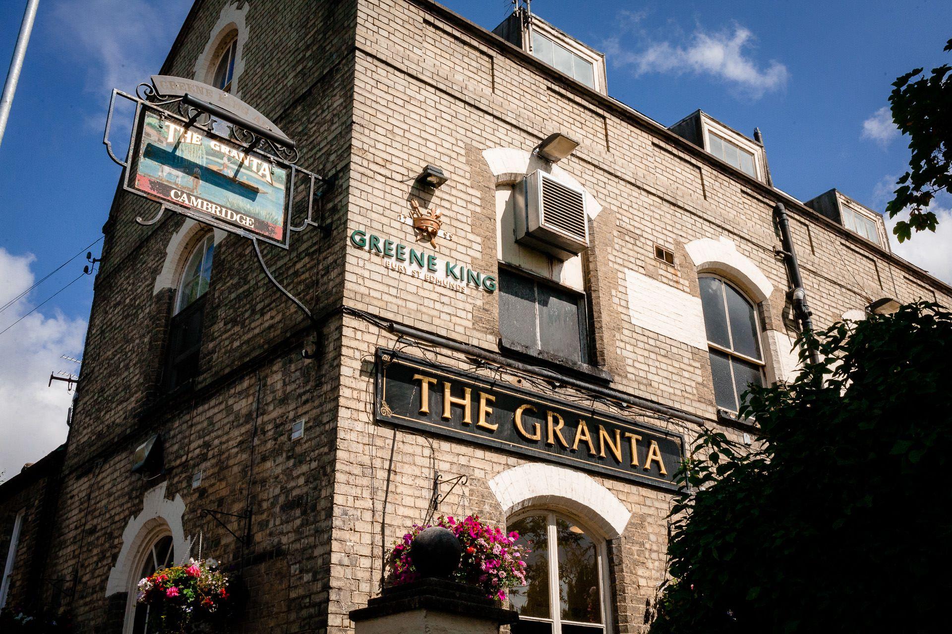 the granta restaurant