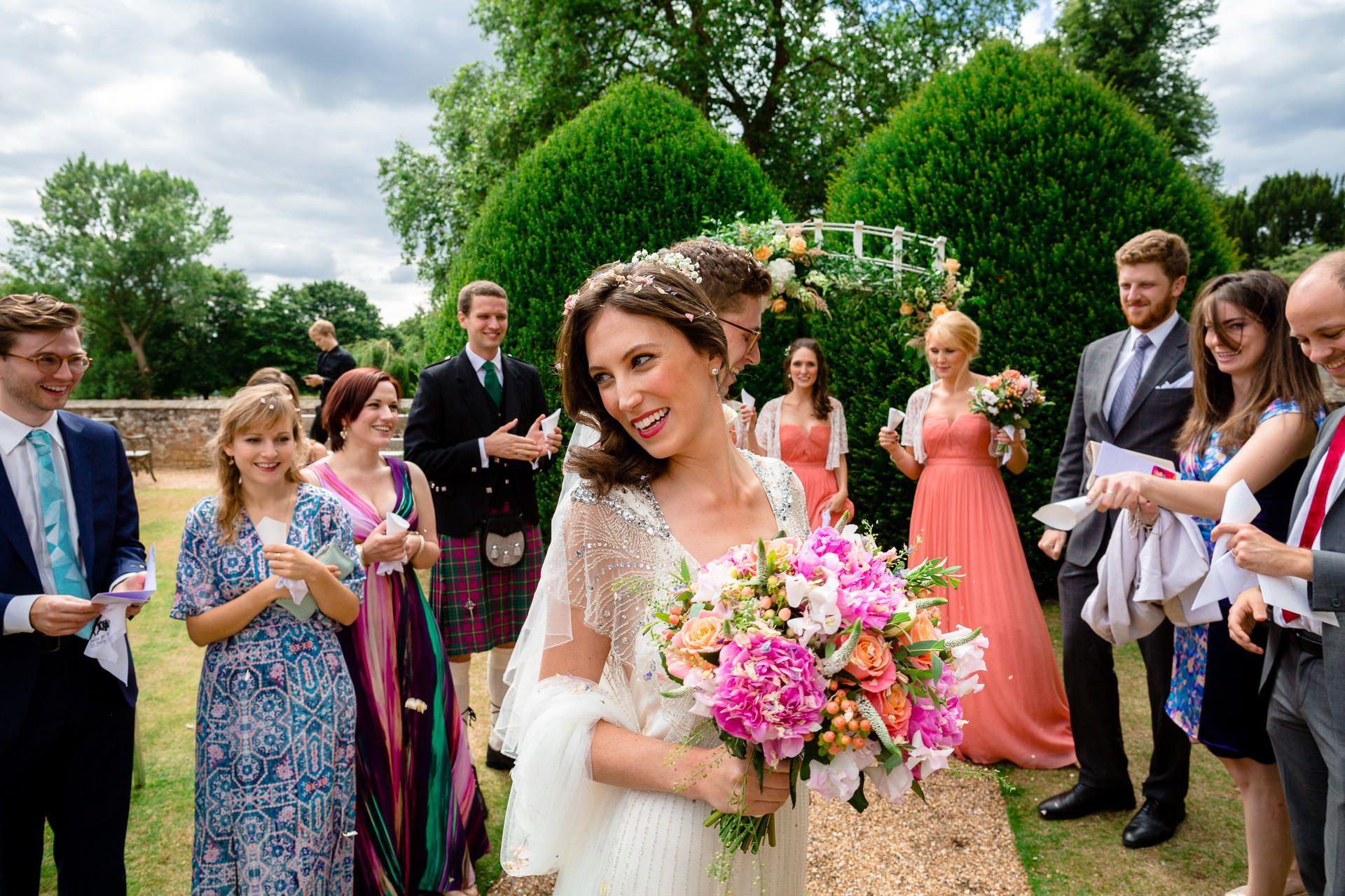 bride Julia photography
