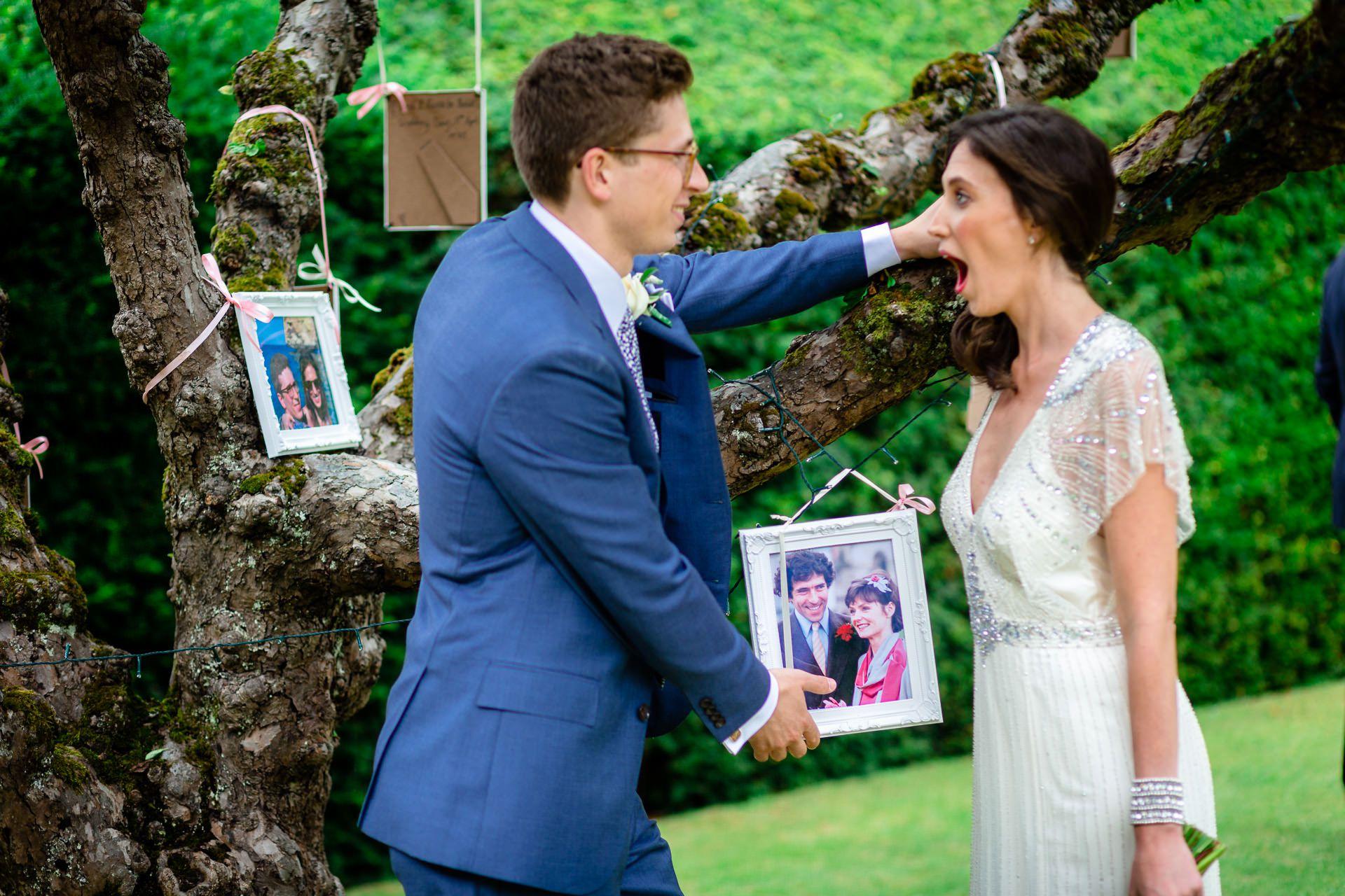 julia and rob and the wedding photos