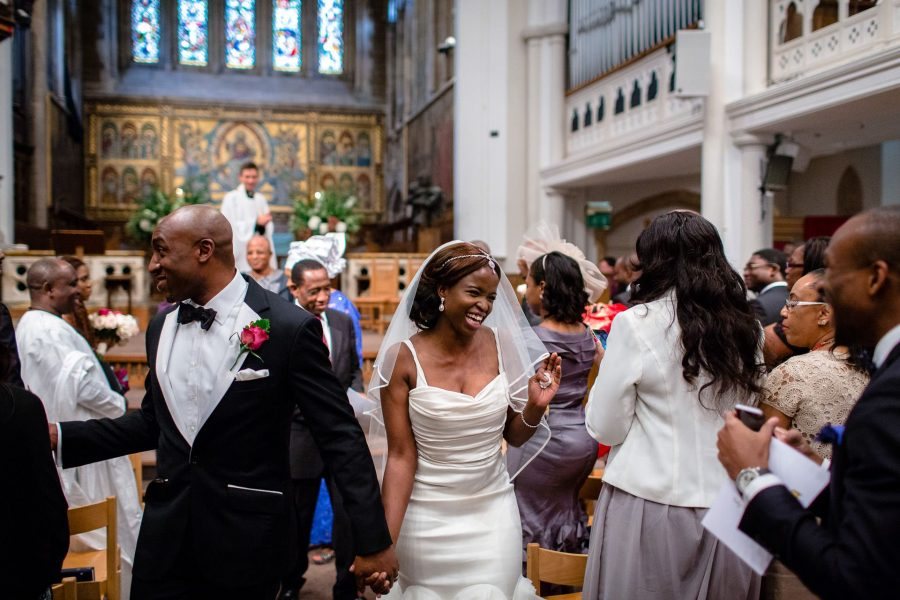 Nigerian Wedding Photographer London