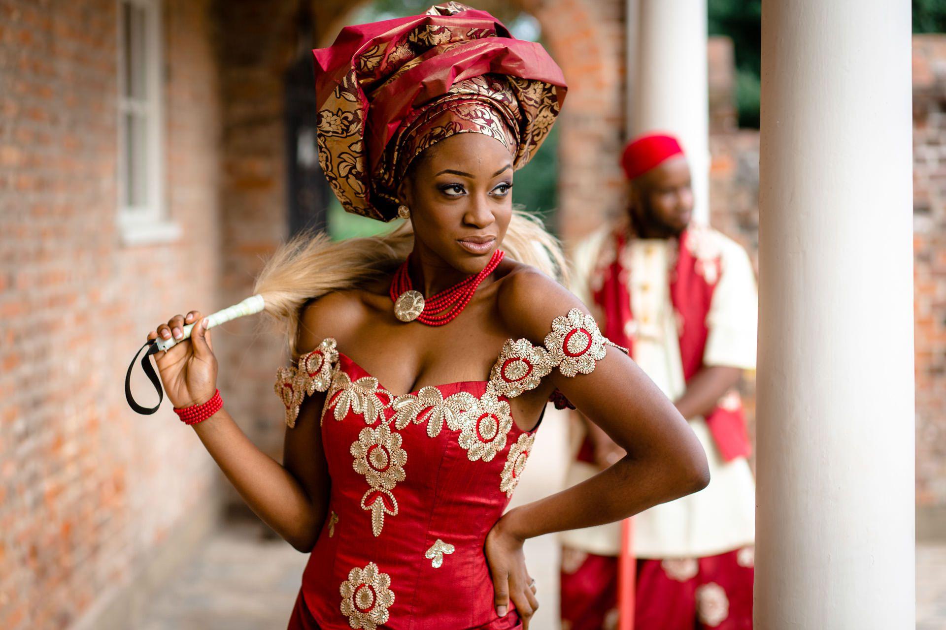 Nigerian Pre-Wedding Photography London