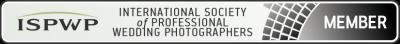 London wedding photographer international society of professional wedding photographers badge