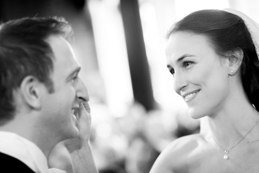 Wedding Photography Packages Testimonials couple looking at each other