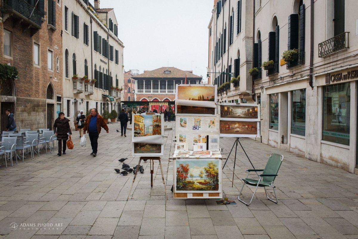 Destination Pre Wedding Photography Venice | Twa + Len 2