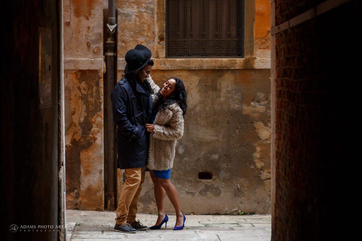 Destination Pre Wedding Photography Venice | Twa + Len 11