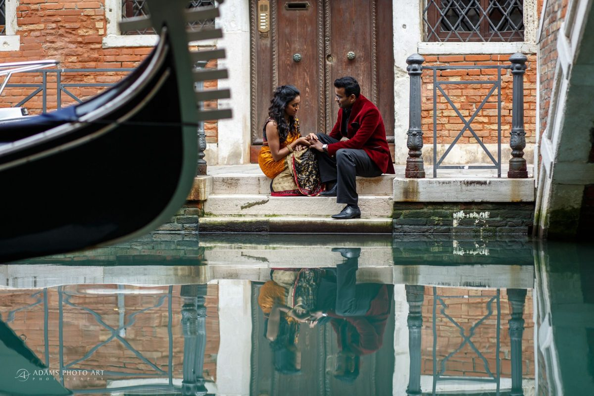 Destination Pre Wedding Photography Venice