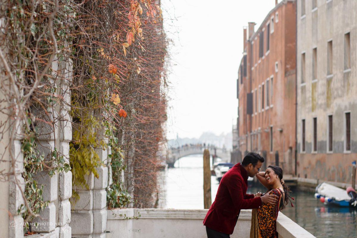 Destination Pre Wedding Photography Venice | Twa + Len 39