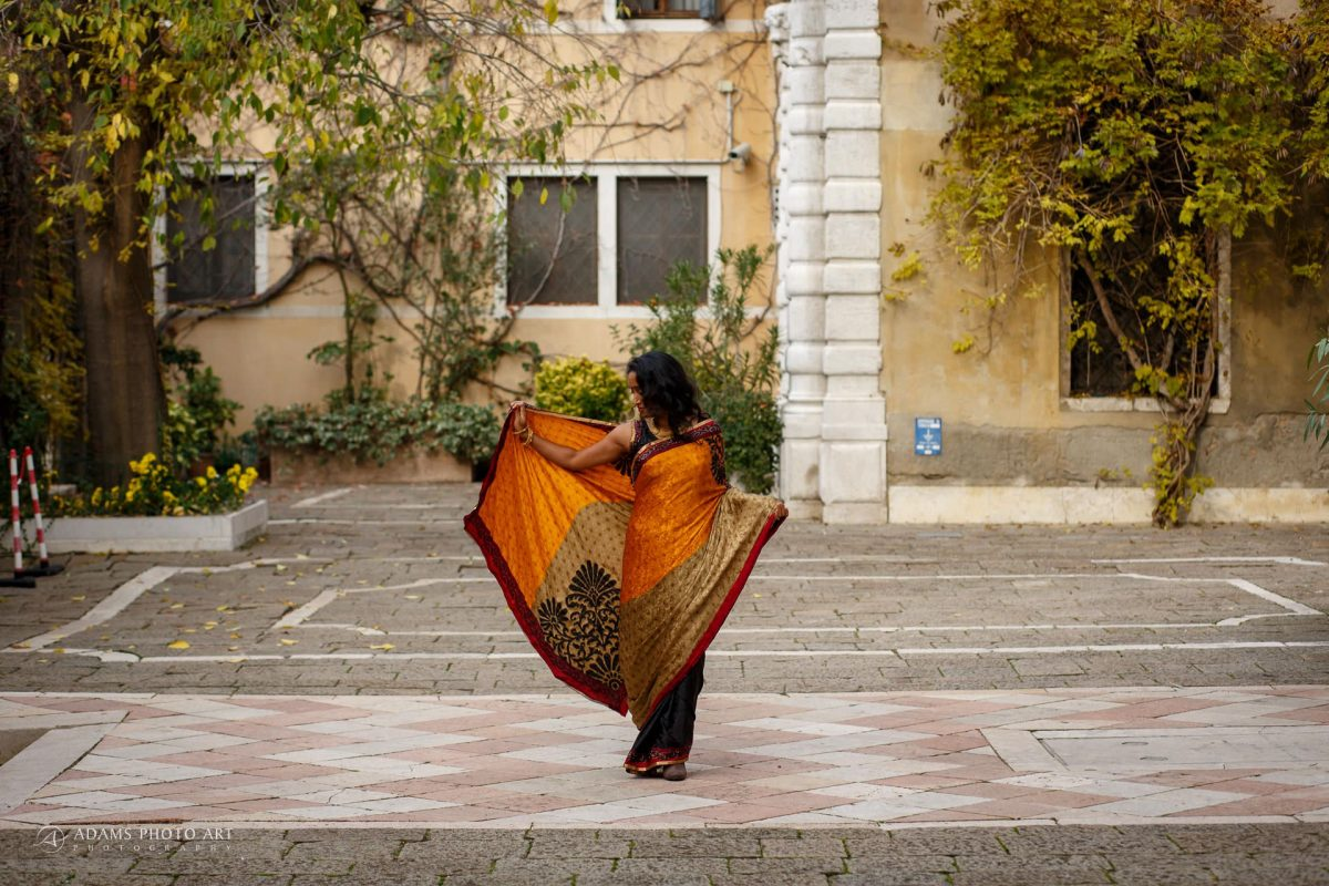 Destination Pre Wedding Photography Venice | Twa + Len 41