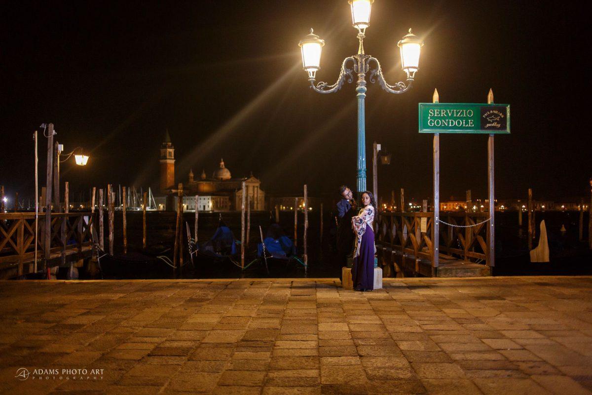 Destination Pre Wedding Photography Venice | Twa + Len 50
