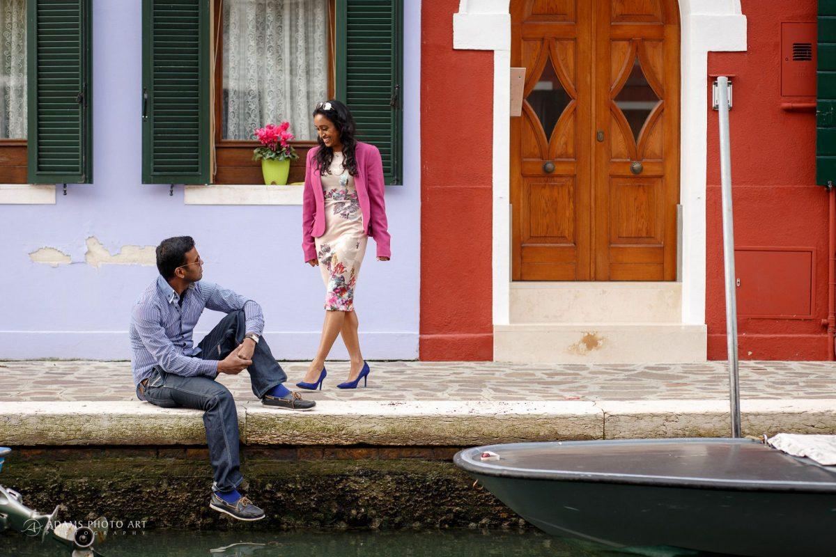 Destination Pre Wedding Photography Venice | Twa + Len 63