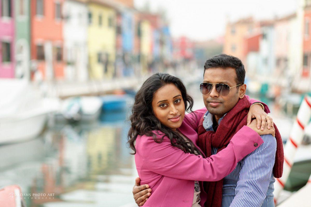 Destination Pre Wedding Photography Venice | Twa + Len 68