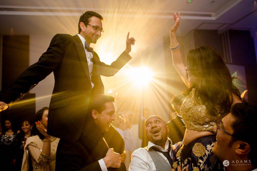 asian civil wedding dance