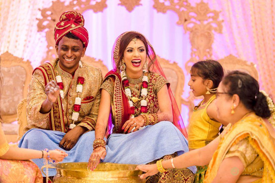 Asian Wedding Photographer London hindu wedding games