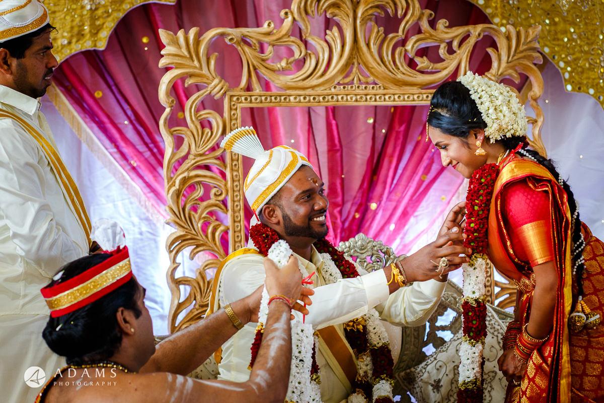 Asian Wedding Photographer London ceremony