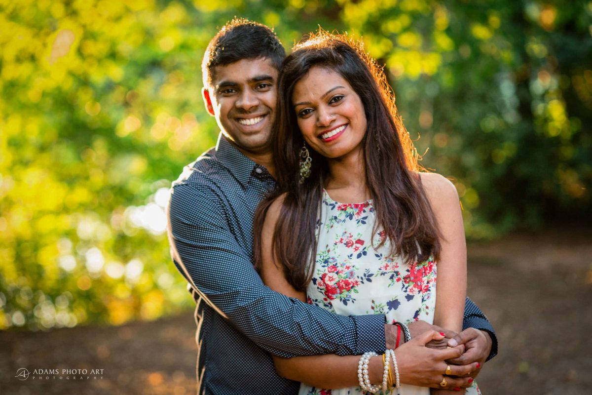 Pre Wedding Photography at Virginia Water | Sara + Anojan 6