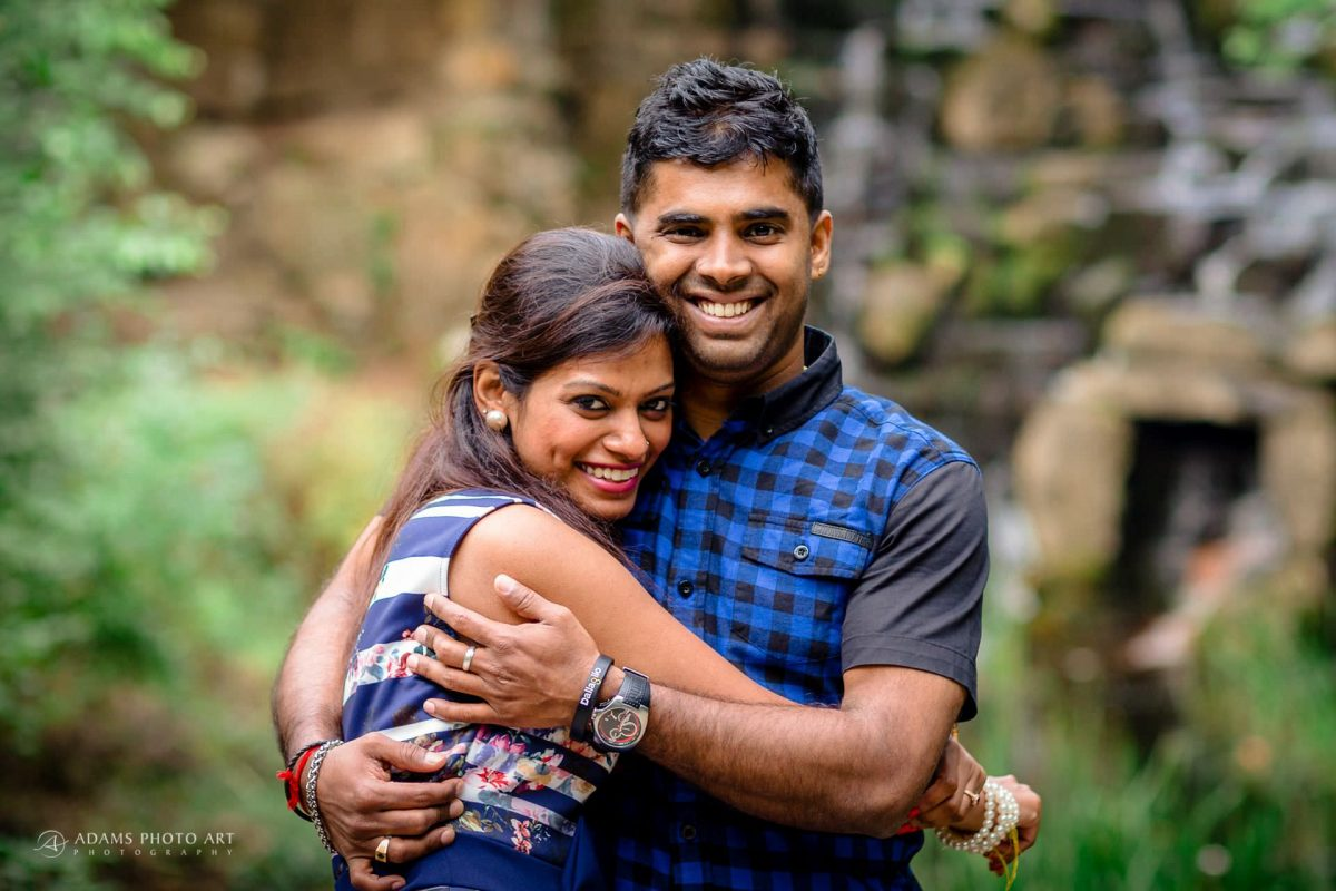 Pre Wedding Photography at Virginia Water | Sara + Anojan 10