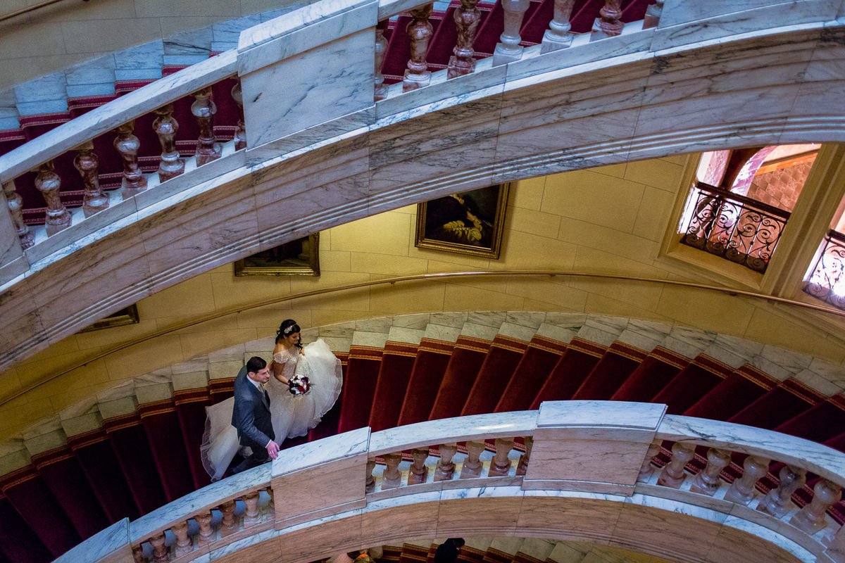 Greek Wedding couple photo shot
