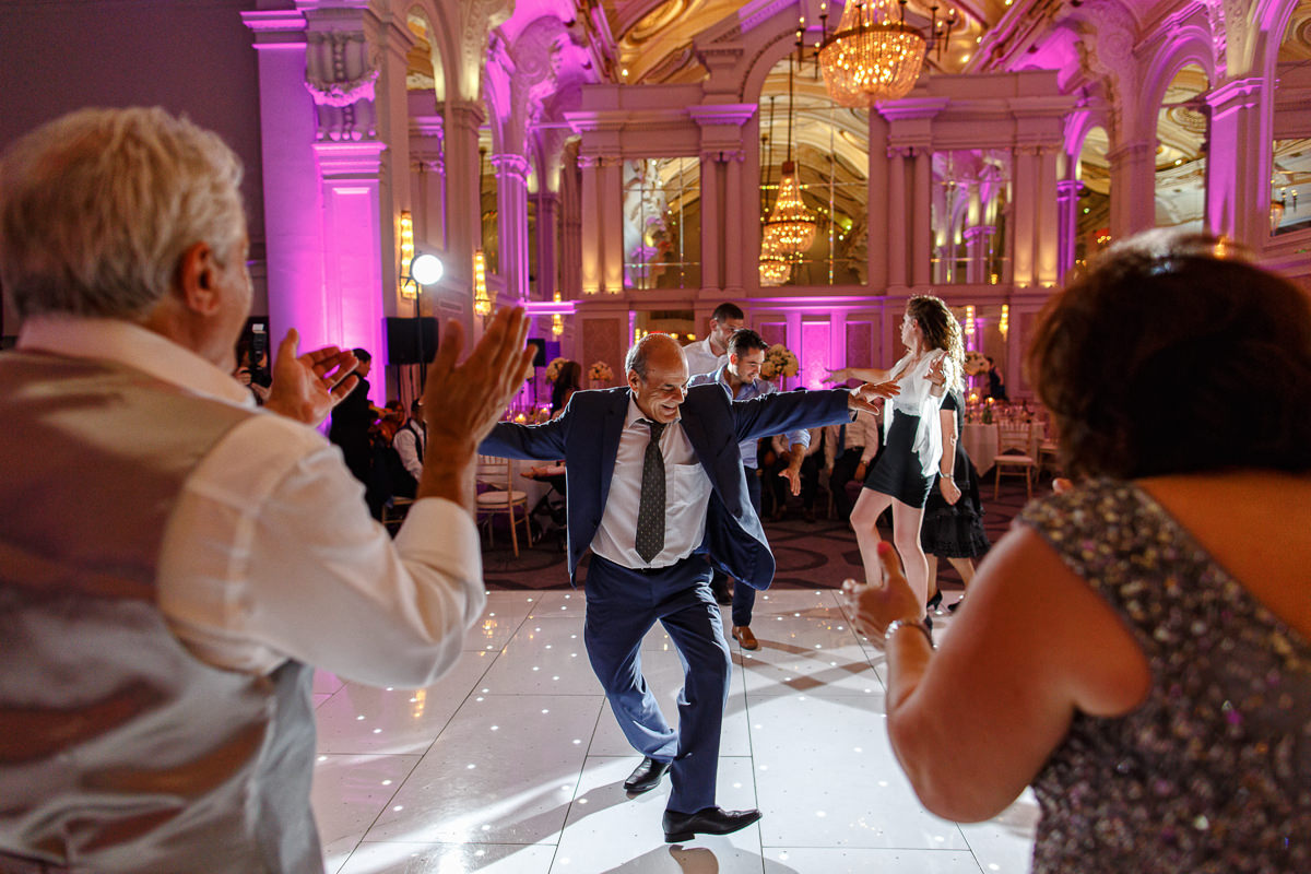 Greek Wedding father of the bride dance