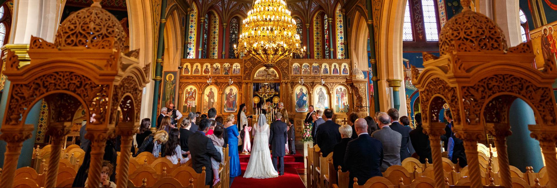 Greek Wedding Photographer London 1